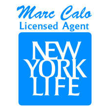 Gold Sponsor - Marc Calo, Lic. Agent, New York Life