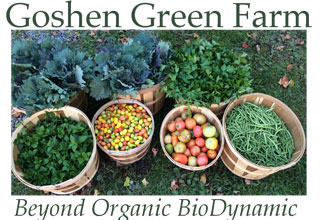 Local Sponsor - Goshen Green Farm